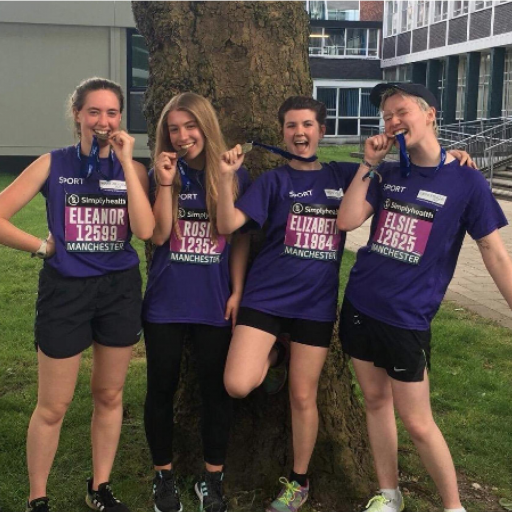 MANCHESTER 10KM RUN, 20 MAY 2018